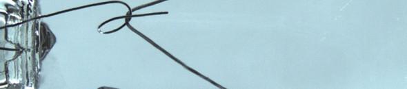 電球のフィラメント 拡大写真